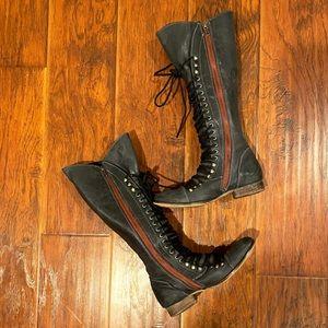 •Steve Madden• Perrin Black Leather